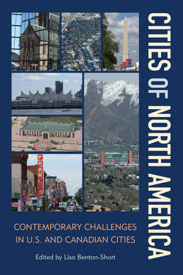 Picture of Cities of North America: Contemporary Challenges in U.S. and Canadian Cities
