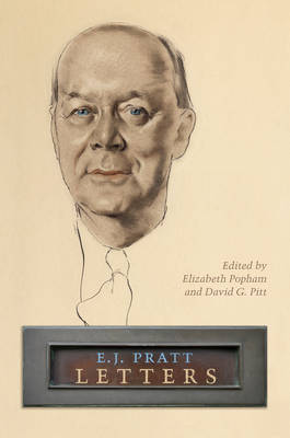 Picture of E.J. Pratt: Letters
