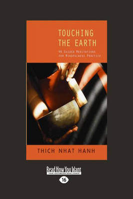 Picture of Touching the Earth: 46 Guided Meditations for Mindfulness Practice