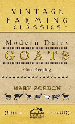 Picture of Modern Dairy Goats -Goat Keeping