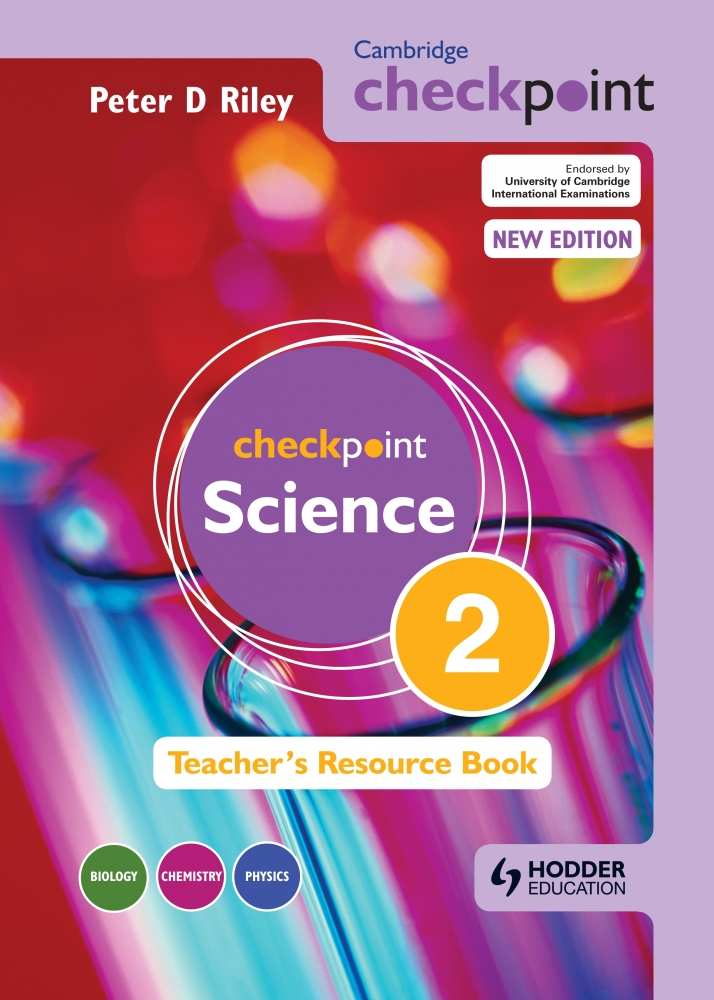 Picture of Cambridge Checkpoint Science Teacher's Resource Book 2