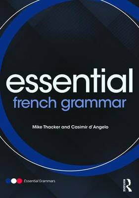 Picture of Essential French Grammar