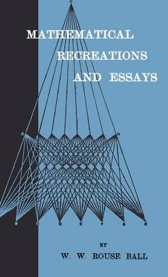 Picture of Mathematical Recreations And Essays
