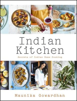 Picture of Indian Kitchen: Secrets of Indian Home Cooking