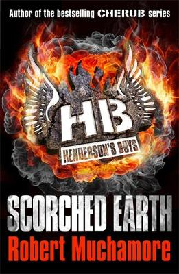 Picture of Scorched Earth: Book 7