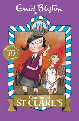 Picture of Claudine at St Clare's