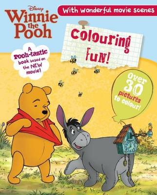 Picture of Winnie the Pooh the Movie - Colouring