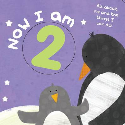 Picture of Board Book - I am 2