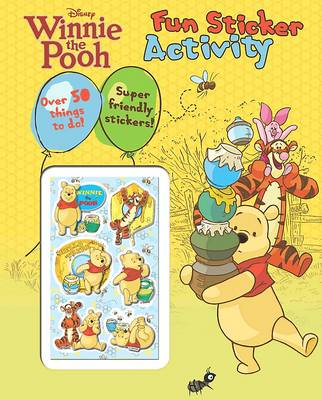 Picture of Winnie the Pooh - Fun Sticker Activity