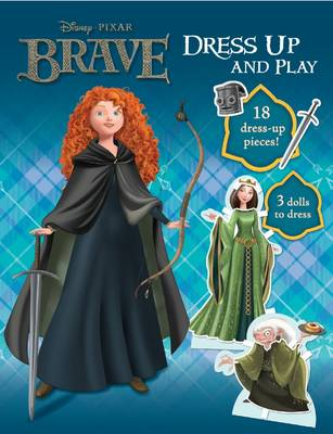 Picture of Disney Brave Doll Dressing Book
