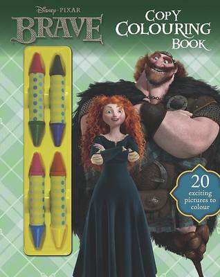 Picture of Brave Colouring