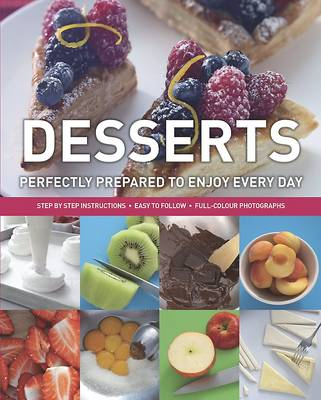 Picture of Practical Cookery - Desserts