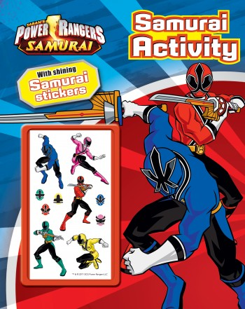 Picture of SAMURAI ACTIVITY BK