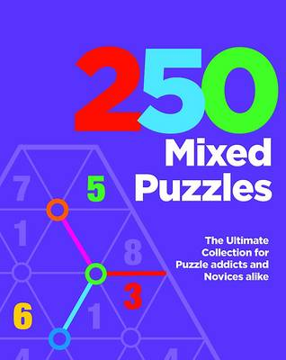 Picture of 250 Mixed Puzzles