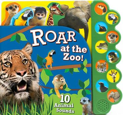 Picture of Noisy Zoo 10 Button Sound Book