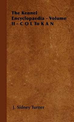Picture of The Kennel Encyclopaedia - Volume II - C O L To K A N