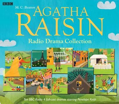 Picture of The Agatha Raisin Radio Drama Collection