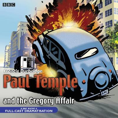 Picture of Paul Temple and the Gregory Affair