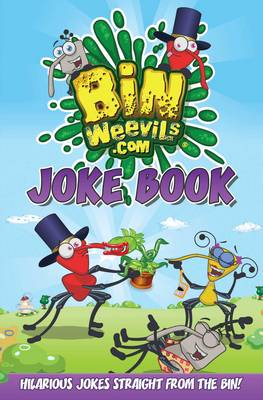 Picture of The Bin Weevils Joke Book