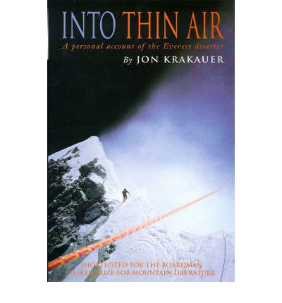 Picture of Into Thin Air