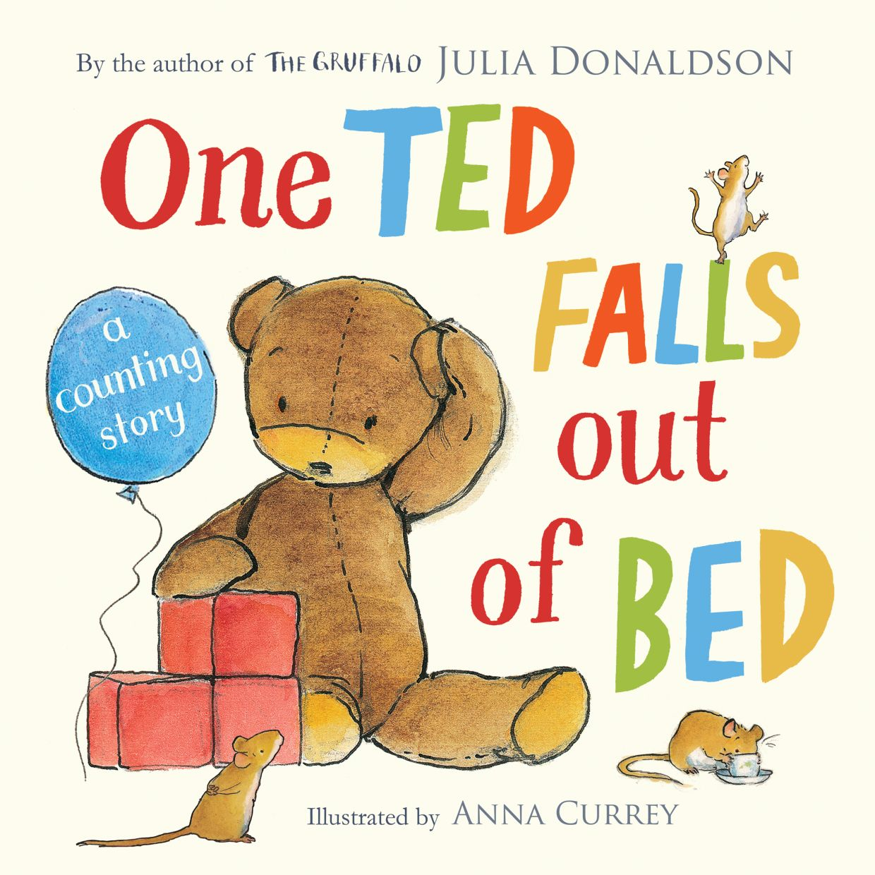 Picture of One Ted Falls Out of Bed