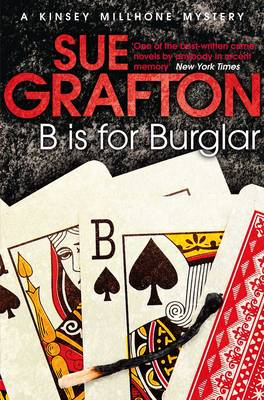 Picture of B Is For Burglar: a Kinsey Millhone Mystery