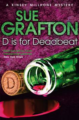 Picture of D Is for Deadbeat: A Kinsey Millhone Mystery