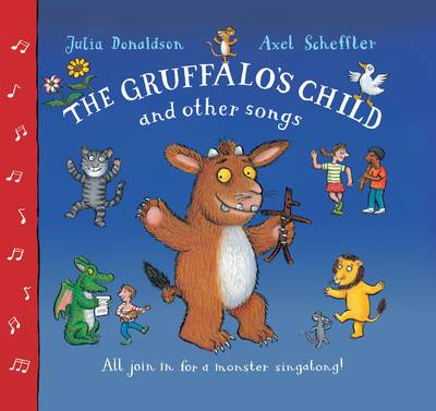 Picture of The Gruffalo's Child Song and Other Songs
