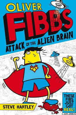 Picture of Oliver Fibbs 1: The Attack of the Alien Brain