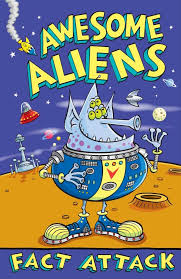 Picture of Fact Attack 1 Awesome Aliens