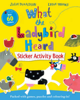 Picture of What the Ladybird Heard Sticker Activity Book