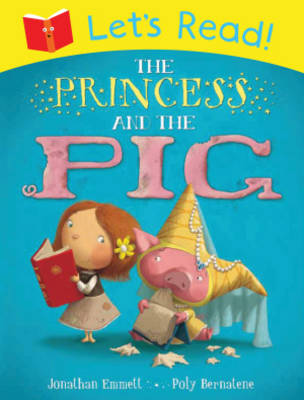 Picture of Let's Read! The Princess and the Pig