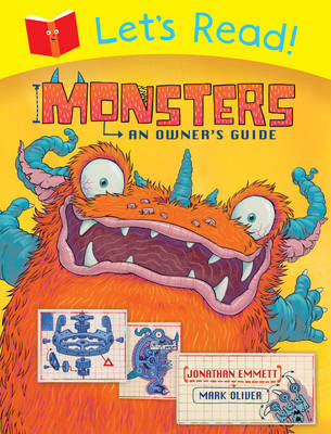Picture of Let's Read! Monsters: An Owner's Guide