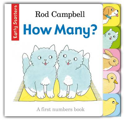 Picture of How Many?: A First Numbers Book