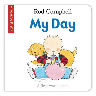 Picture of My Day: A First Words Book