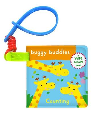 Picture of Wipe-Clean Buggy Buddies: Counting