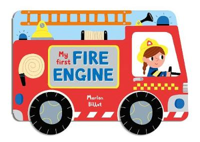 Picture of Whizzy Wheels: My First Fire Engine: A Story Board Book About a Fire Engine