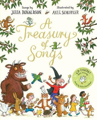 Picture of A Treasury of Songs