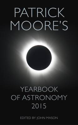 Picture of Patrick Moore's Yearbook of Astronomy: 2015