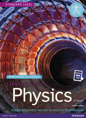 Picture of Pearson Baccalaureate Physics Standard Level Bundle for the IB Diploma