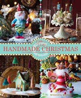 Picture of Glitterville's Handmade Christmas: A Glittered Guide for Whimsical Crafting