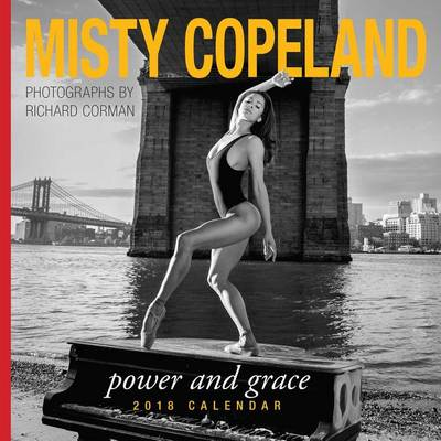 Picture of Misty Copeland 2018 Wall Calendar