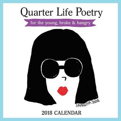 Picture of Quarter Life Poetry 2018 Wall Calendar