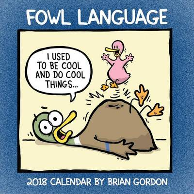 Picture of Fowl Language 2018 Wall Calendar