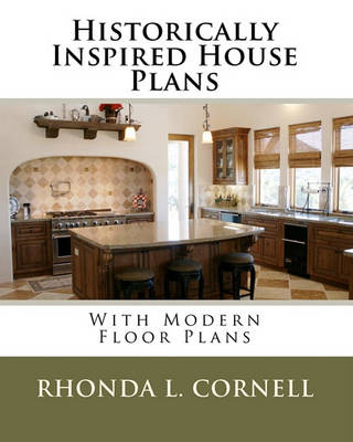 Picture of Historically Inspired House Plans with Modern Floor Plans