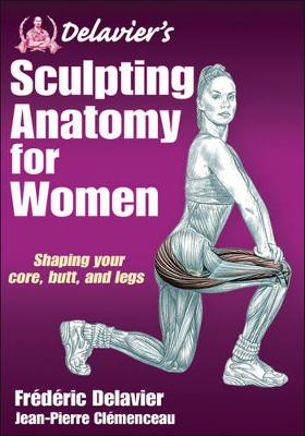 Picture of Delavier's Sculpting Anatomy for Women