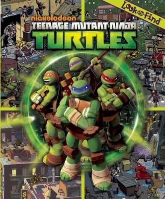 Picture of Nickelodeon Teenage Mutant Ninja Turtles: Look and Find