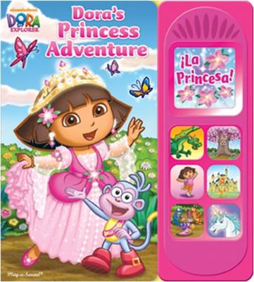 Picture of Dora's Princess Adventure