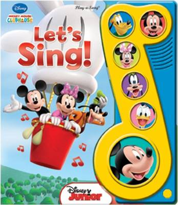 Picture of Disney Mickey Mouse: Let's Sing!
