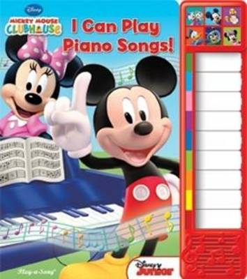 Picture of Mickey Mouse Clubhouse - I Can Play Piano